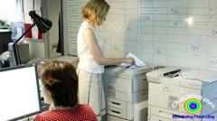 Tránh nhiễm độc khí từ máy photocopy