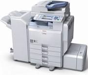 Tự khắc phục lỗi máy photocopy Ricoh