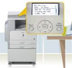 Máy photocopy đa năng Việt hóa đầu tiên - Canon iR2318L