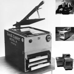 Lịch sử ra đời của máy photocopy