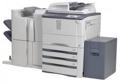 Lưu ý trước khi chọn mua máy photocopy