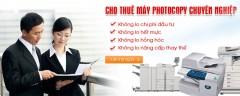 Tại sao cho thuê máy photocopy lại là thị trường tiềm năng?