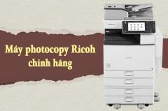 Nhận biết máy photocopy Ricoh chính hãng