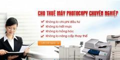 Dịch vụ cho thuê máy photocopy giá rẻ tại Hà Nội