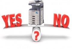 Những lý do bạn nên mua máy photocopy cũ