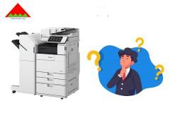 Nên mua mới hay thuê máy photocopy