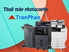 Lợi ích khi thuê máy photo tại Trần Phan