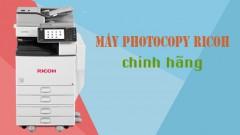 Làm sao để phân biệt máy photocopy ricoh chính hãng?