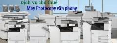 Vì sao nên thuê máy photocopy văn phòng?
