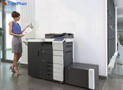 Những sự cố thường gặp phải khi sử dụng máy photocopy