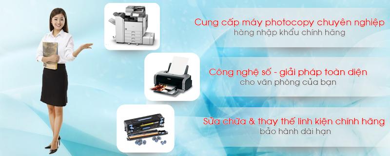 TranPhan.vn - Cho thuê máy photocopy tại khu công nghiệp