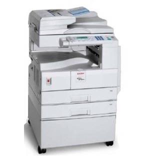Cách khắc phục lỗi không in qua mạng của máy photocopy Ricoh