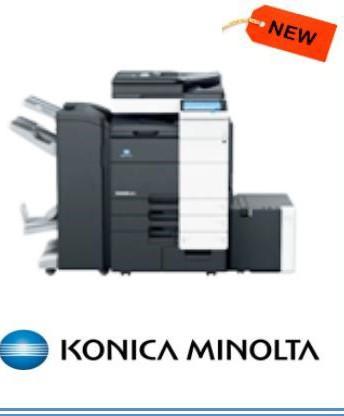 Máy photocopy Konica Minolta Bizhub 558
